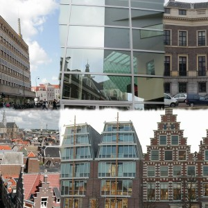 collage architectuur